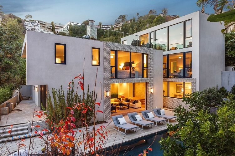 Inside Kendall Jenner's $6.5 Million Hollywood Mansion