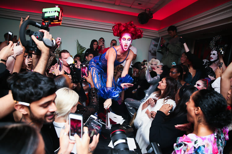 Pat McGrath Kicked Off NYFW With A Massive Downtown Vogue Ball