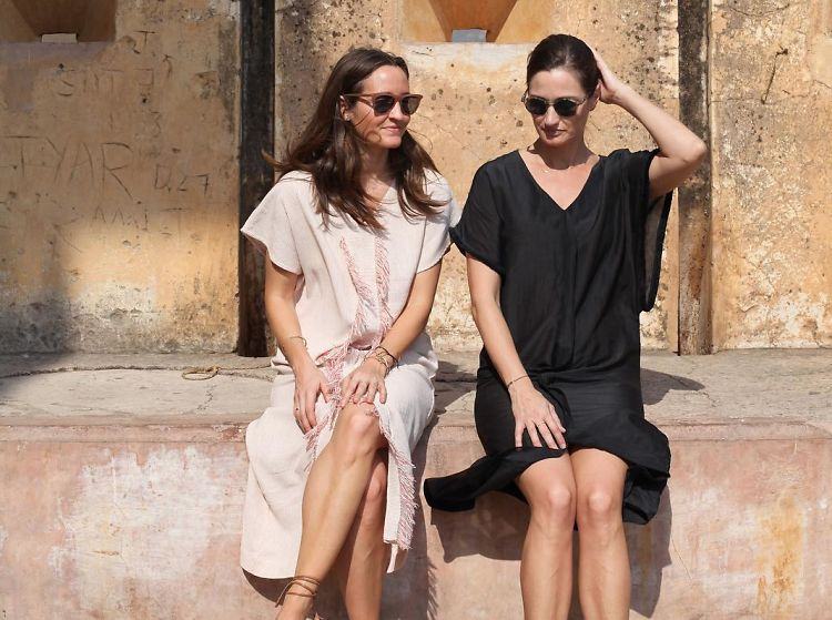 The Story Behind MIRTH Caftans, A Stylish Staple For Mindful Jet-Setters