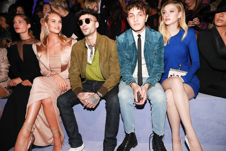 Tom Ford: The Most Fabulous Front Row Of Fashion Week