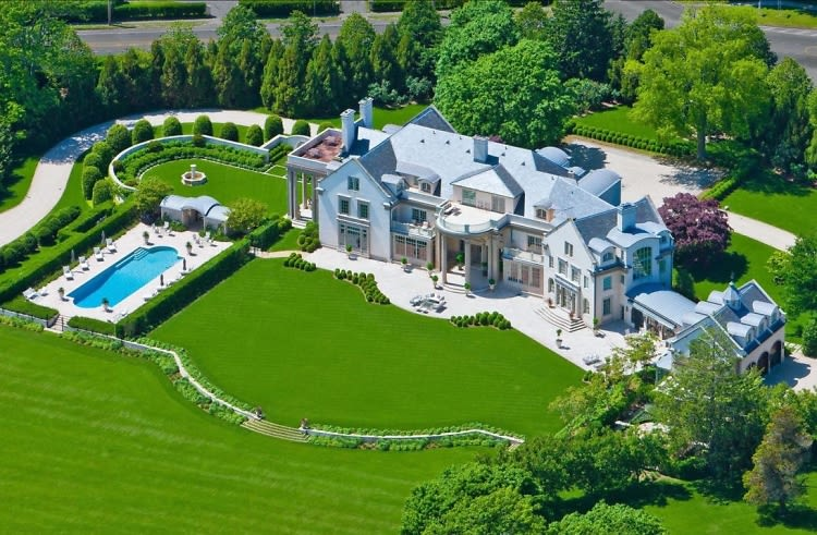 Inside An Iconic Shoe Designer's $72 Million Hamptons Estate