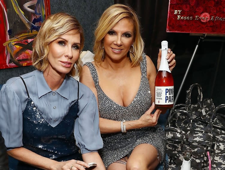How The Real Housewives Of New York Celebrated Their 10 Year Anniversary