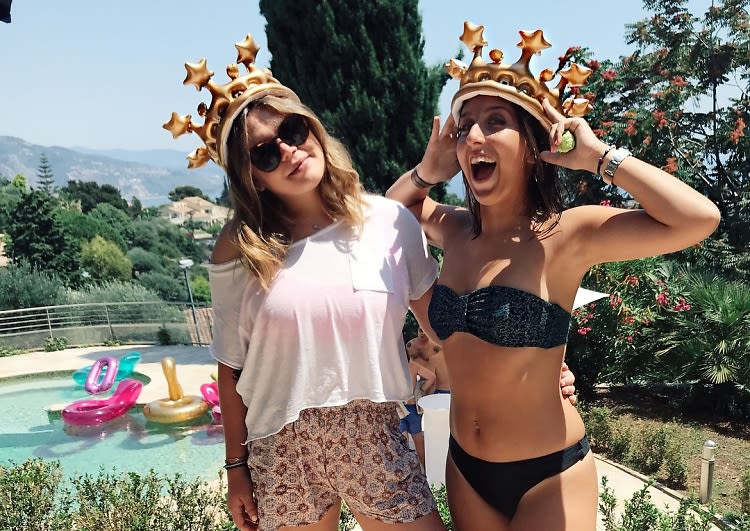 Princess Stephanie's Daughter Camille Gottlieb Celebrates Her 20th Birthday In Style