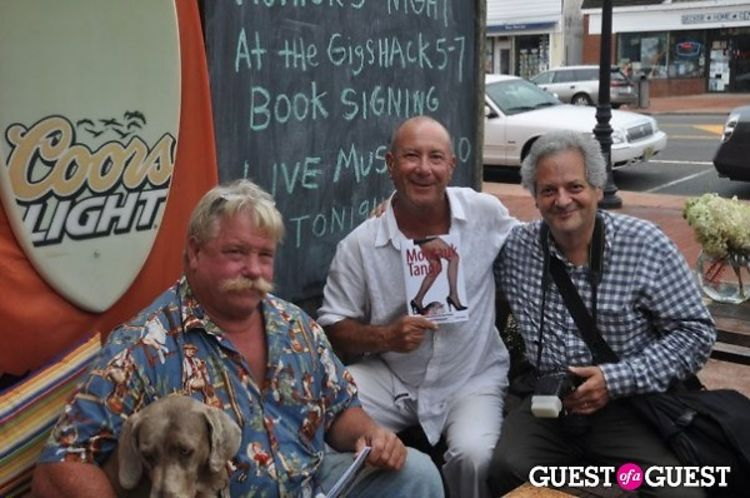 Author's Night At The 668 Gig Shack