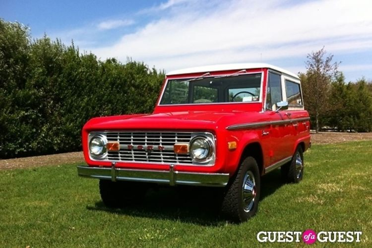 Hamptons Car Of The Day!
