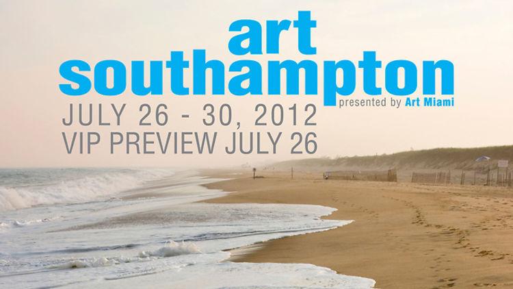 Art Miami Is Coming To Southampton
