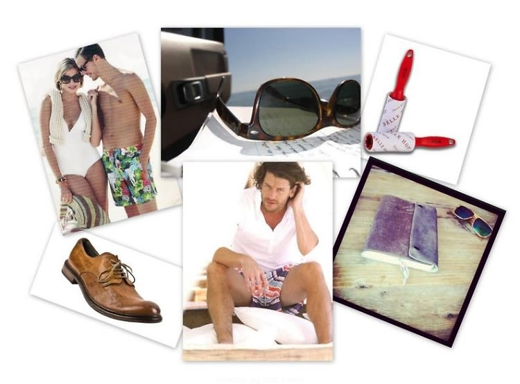 10 Travel Essentials For A Guy's Getaway