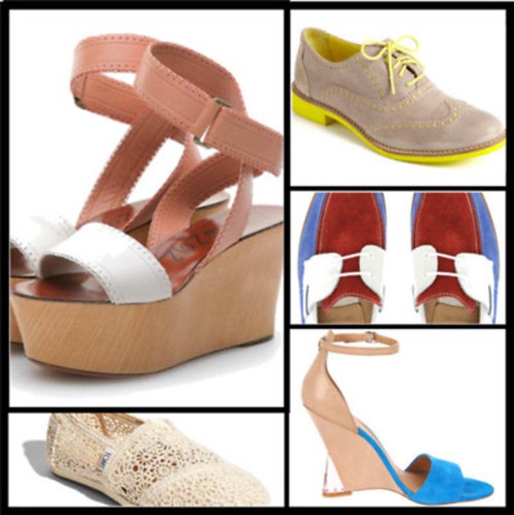 The Shoes Of Summer: 10 Must-Have Styles Of The Season