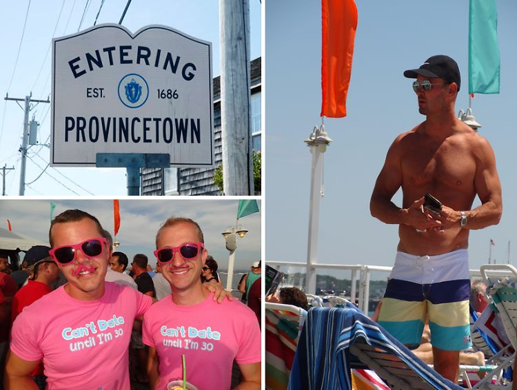 DC Gays Go To Ptown With Ridiculous 58-Page Memo