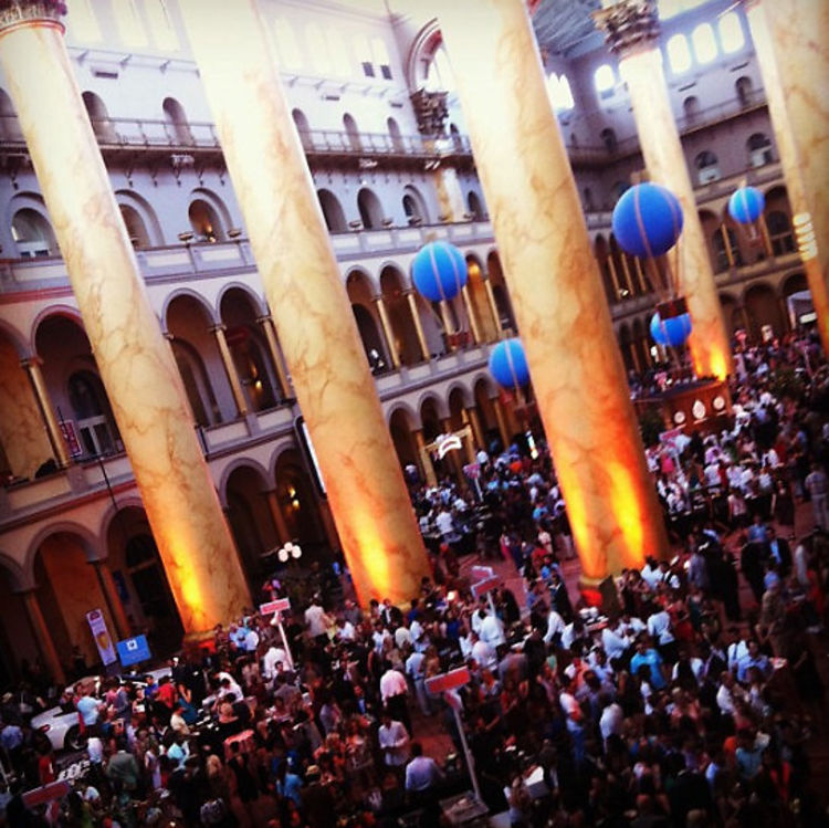 Photo Of The Week: Best Of Washington At The National Building Museum