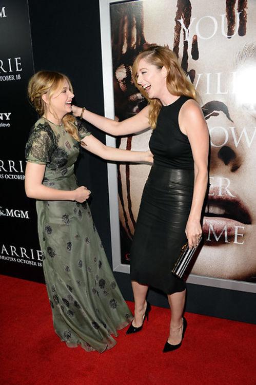 Last Night's Parties: Julianne Moore, Chloe Moretz Premiere 'Carrie,' Eric McCormack, Debra Messing Honor James Burrows & More