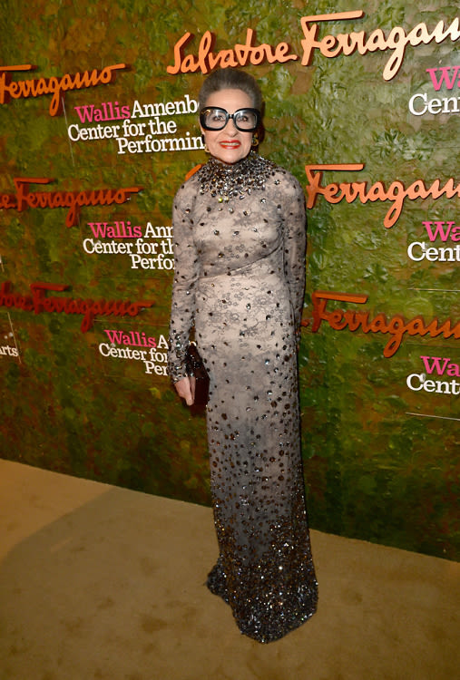 10 Best Gowns Of The Wallis Annenberg Center For The Performing Arts Inaugural Gala