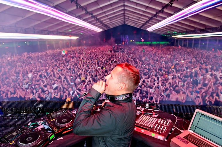 Today's Giveaway: Last Day To Win Tickets To Kaskade At Shrine Expo Hall!