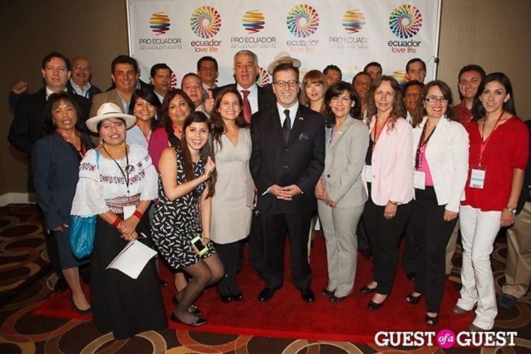 Inside The Inaugural Ecuador-USA Business Matchmaking Event