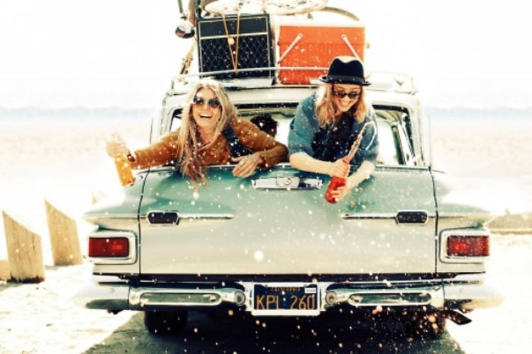 Road Trip Playlist: 17 Summertime Tunes To Cruise To