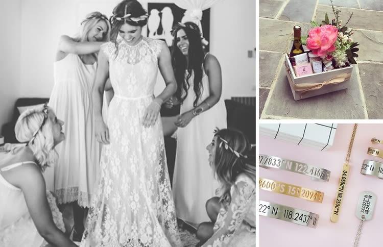 10 Unique Bridesmaid Gifts To Show Your Wedding Day Appreciation