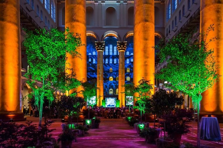 Inside The National Building Museum Gala & After Party!
