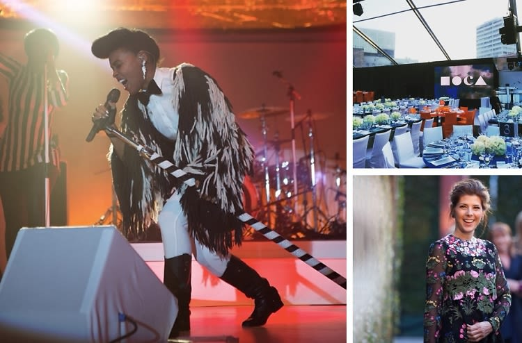 Inside The 2015 MOCA Gala Presented By Louis Vuitton