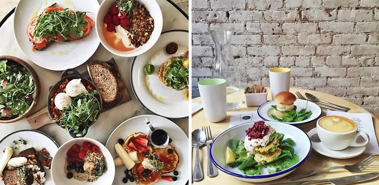 7 Spots To Get A Solid Weekday Breakfast In NYC