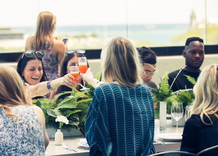 Celebrating The Launch Of CFDA x A Peace Treaty's Exclusive For W Hotels