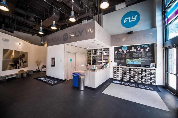 Flywheel DC: Inside The District's Trendiest Cycle Studio!
