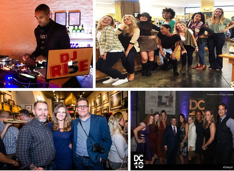 Last Night's Parties: ThurSTK Launch, South Moon Under Denim Launch, Filson Opens, All Things Go Fall Classic And More!