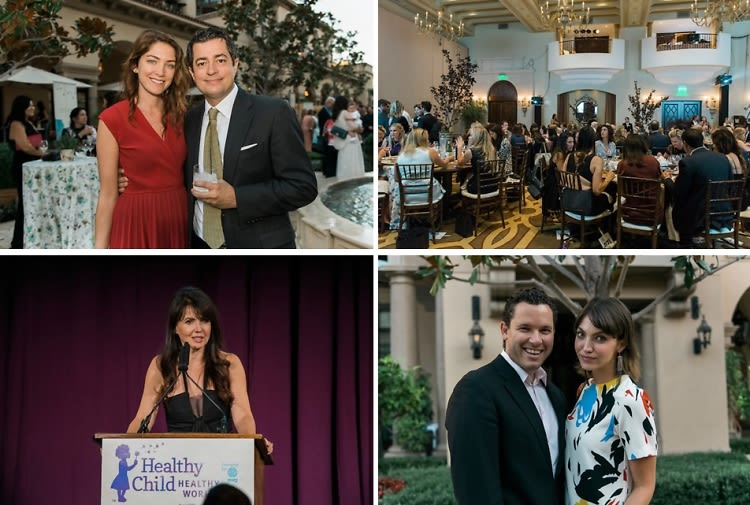 Inside The 23rd Annual Healthy Child Healthy World Gala