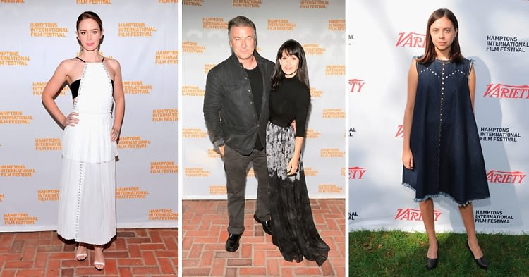 Best Dressed Guests: The 23rd Annual Hamptons International Film Festival
