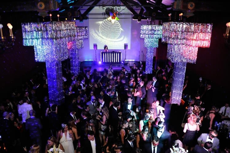 Inside The 3rd Annual UNICEF Black & White Masquerade Ball