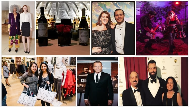 Last Night's Parties: DC Bloggers Descend On Georgetown, We Meet DC's Women To Watch, Shark Tank's Kevin O'Leary Visits STK And More!