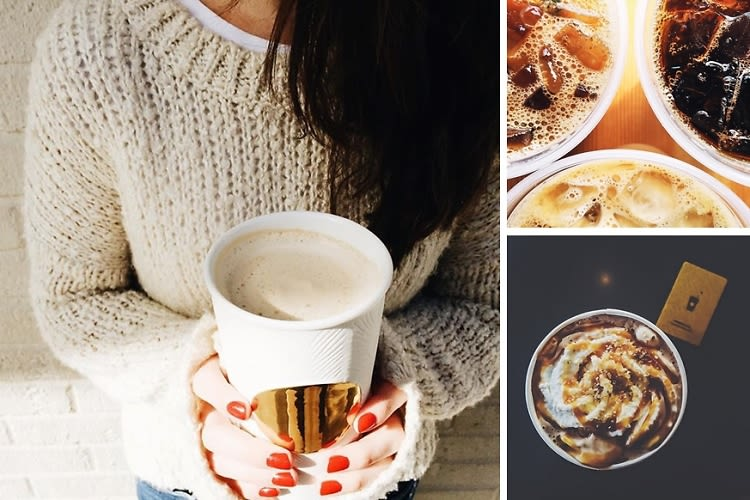 8 Starbucks Drinks On The Secret Menu To Try This Fall