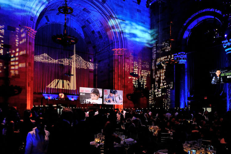 Inside The COAF 12th Annual Holiday Gala