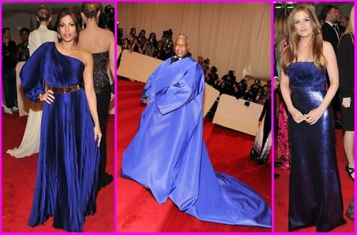 Eva Mendes Andre Leon Talley Isla Fisher