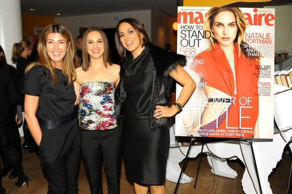 Nina Garcia Natalie Portman Anne Fulenwider