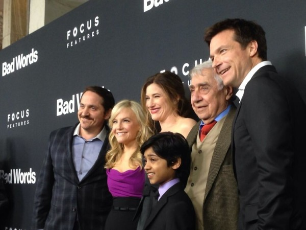 Jason Bateman Rachael Harris Ben Falcone Kathryn Hahn Rohan Chand Philip Baker Hall