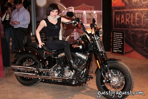 Harley Davidson: Marisa Miller And Harley Davidson - Image 26