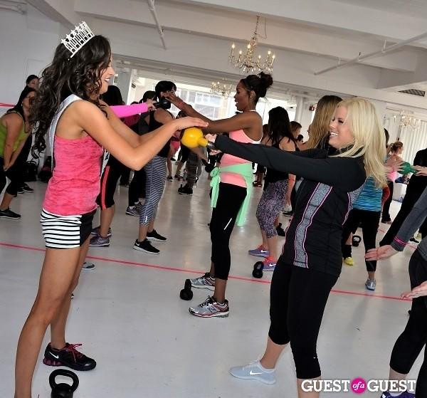 Kettlebell Kickboxingkettlebell: Kettlebell Kickboxing Fitness Gala - Image 94