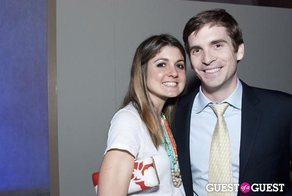Alison Bergen and Joshua Gregg