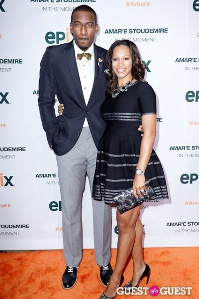 Amare Stoudemire Alexis Welch