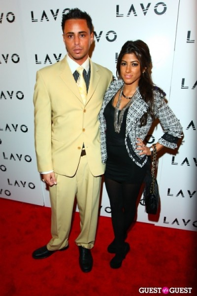 grand opening of lavo nyc carmine gotti agnello image