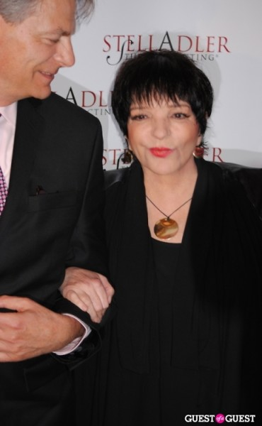 Liza Minnelli Charles S. Cohen
