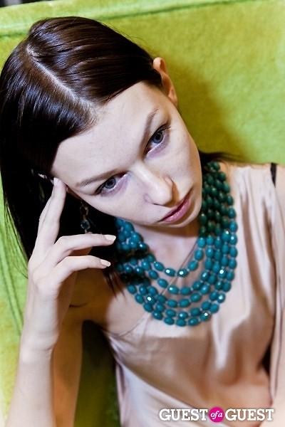 Mina Deutsch Mina D Jewelry Amelia Meloni Dasha Fursova Amelia Melonoi PR