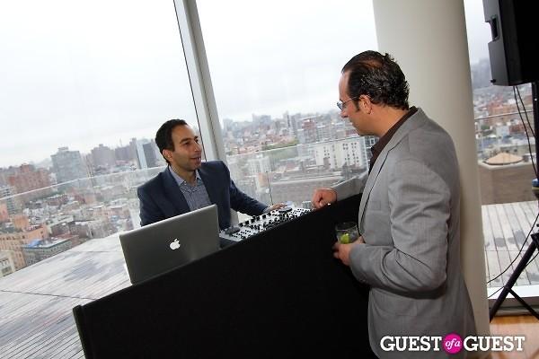 DJ Alex Shaz Mossanen