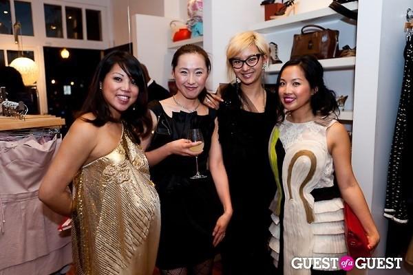 Emily Dang Elise Whang Anchyi Wei Nicole Zhang