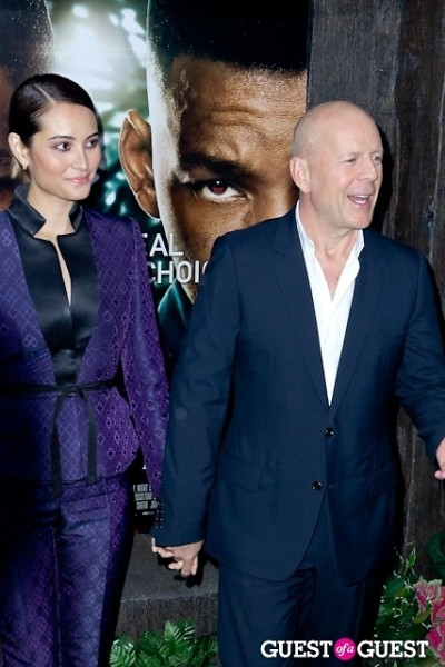 Bruce Willis Emma Willis