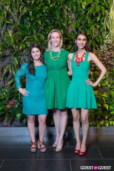 childrens aid society emerald city gala sara grace moss