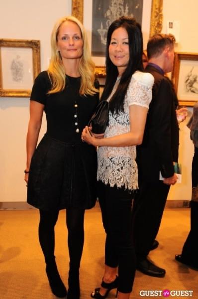 Heather mnuchin image 2 guest of a guest for Helen lee schifter
