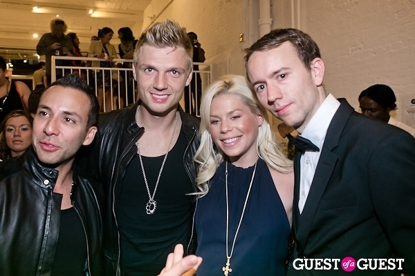 Tyler Shields Nick Carter Howie Dorough