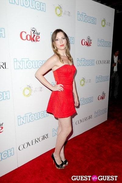 Julia Melim TV Host at Hollywood TV