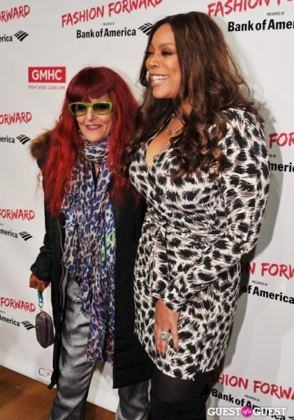 Patricia Field Wendy Williams
